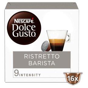 Nescafé Dolce Gusto Ristretto Barista 16