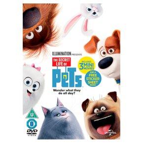 DVD Secret Life of Pets