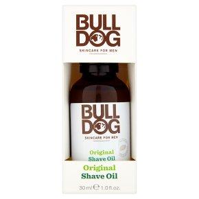 Bull Dog Original Shave Oil