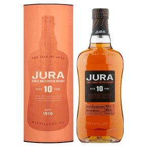Jura 10 Years Old Malt Whisky