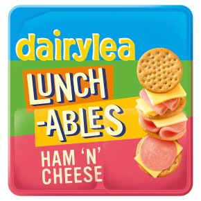 Dairylea Lunchables Stackers Ham 'n' Cheese