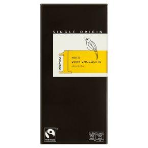 Waitrose 1 Single Origin Haiti Dark Chocolate