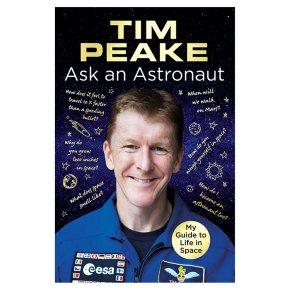 Ask an Astronaut Tim Peake