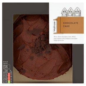 Waitrose 1 chocolate cake