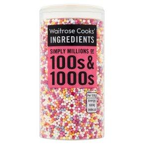 Waitrose Cooks' Homebaking 100's & 1000's