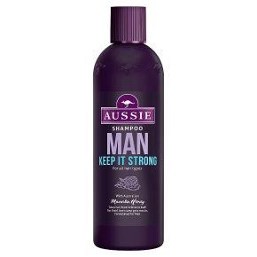 Aussie Man Shampoo Keep It Strong