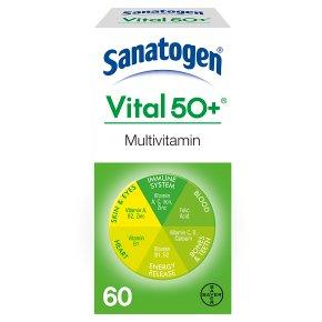 Sanatogen Vital 50+