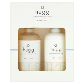 Hugg Bath Duo