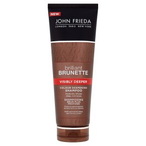 John Frieda Brunette Deeper Shampoo