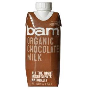 Bam Organic Chocolate Milk Drink