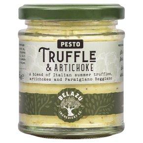 Belazu Truffle & Artichoke Pesto