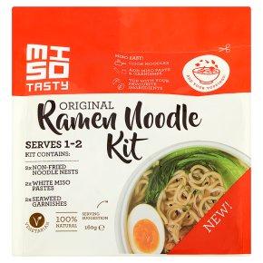 Miso Tasty Original Ramen Noodle Kit