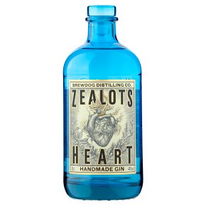 Zealot's Heart Handmade Gin