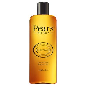 Pears shower gel