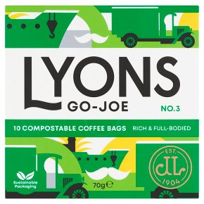 Lyons Coffee Bag Go-Joe