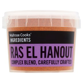 Waitrose Cooks' Ingredients ras el hanout
