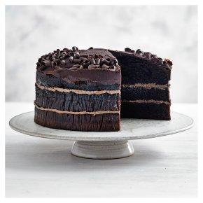 Chocolate Sponge Triple Layer Cake