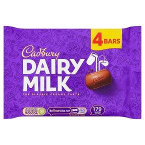 Cadbury 4 Dairy Milk