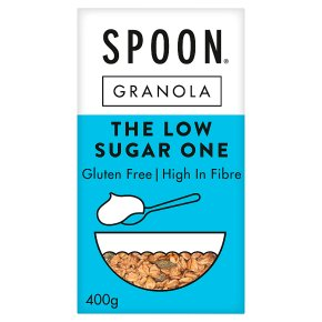 Spoon Granola The Low Sugar One