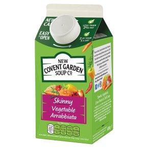 New Covent Garden Skinny Vegetable Arrabbiata Soup