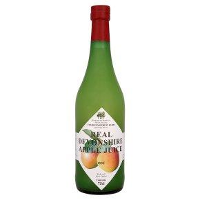 Four Elms Fruit Farm real Devonshire cox apple juice