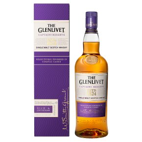 Glenlivet Captains Reserve Malt Whisky