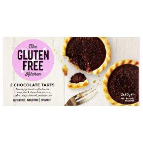 The Gluten Free Kitchen Choc Tart