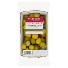 Waitrose 1 Cotton Candy Grapes