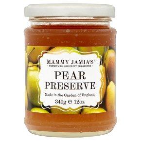 Mammy Jamia's pear preserve