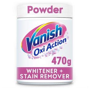 Vanish Oxi Action Crystal White