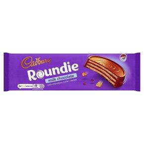 Cadbury Milk Chocolate Roundie Wafer Biscuit
