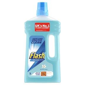 Flash Delicate Surfaces