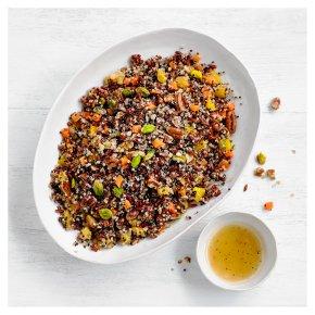 Pecan, Pistachio, Walnut and Grains Salad