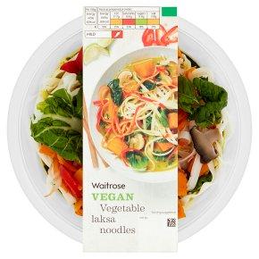 Waitrose Vegan Vegetable Laksa Noodles