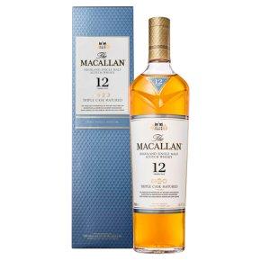 Macallan 12 year Old Fine Oak Malt Whisky