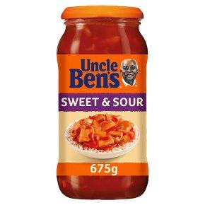 Uncle Ben's Oriental sweet & sour sauce