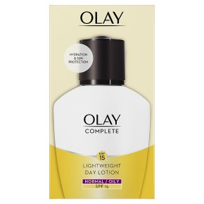 Olay essentials complete care fluid