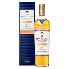 The Macallan Gold Single Malt Whisky Highlands
