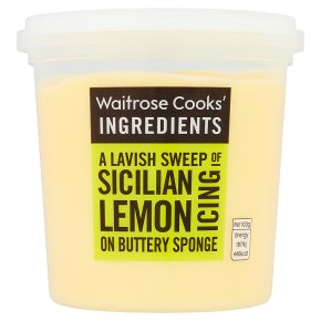 Cooks' Ingredients Sicilian Lemon Icing