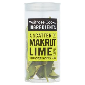 Waitrose Cooks' Ingredients kaffir lime leaves