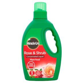 Miracle-Gro Rose & Shrub Liquid Plant Food