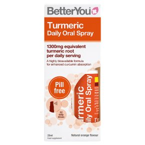 Better You Turmeric Spray