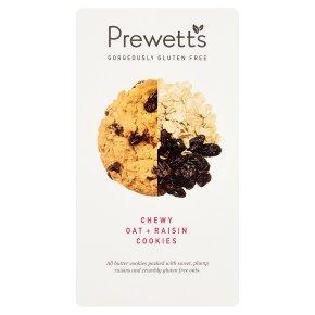 Prewetts Cookies Oat + Raisin