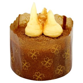 Crushed Ginger & Lemon Mini Cake