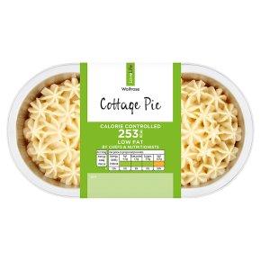 Waitrose LoveLife Calorie Controlled cottage pie