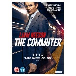 DVD The Commuter