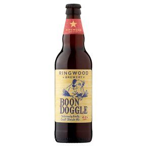 Ring Wood Brewery Boondoggle Blonde Ale England