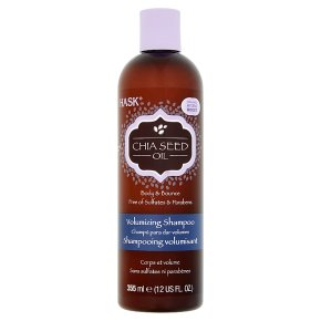 Hask Chia Seed Oil Shampoo