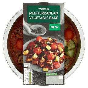Waitrose Mediterranean Vegetable Bake