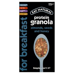 Eat Natural Protein Granola Almonds, Seeds